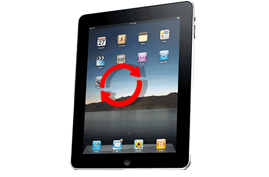 Data Recovery Cannot Be Completed iPad