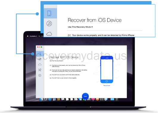 data recovery iPhone 8
