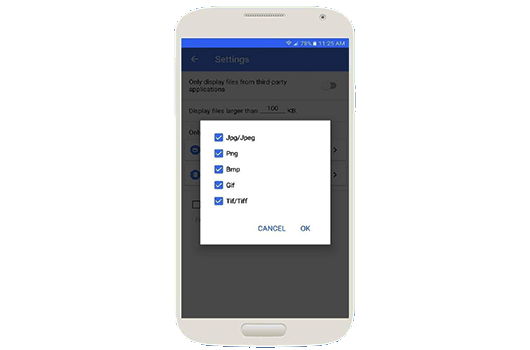 Easeus Android Data Recovery App