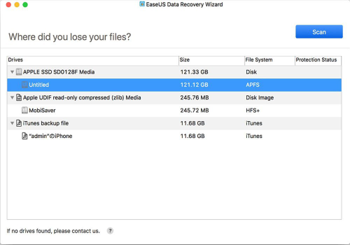 How to Recover Lost Files on Mac