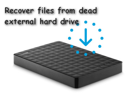 Recover Data From A Dead Seagate External Hard Drive