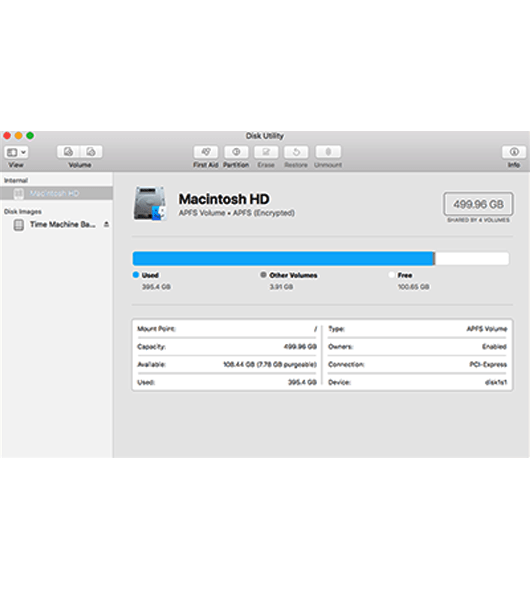 how to recover data from corrupted external hard drive mac