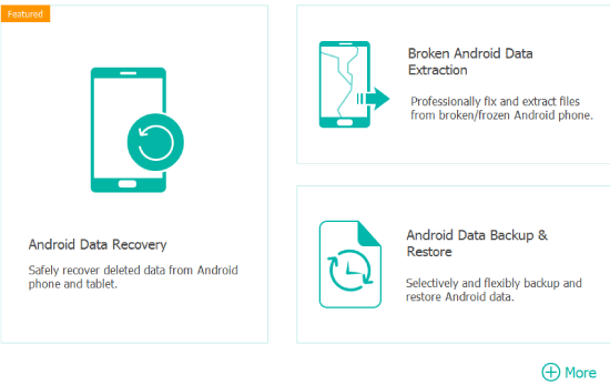 Recover Lost Deleted Data From Sony Android