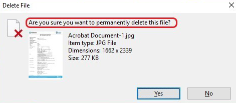 how to recover permanently deleted files on drive
