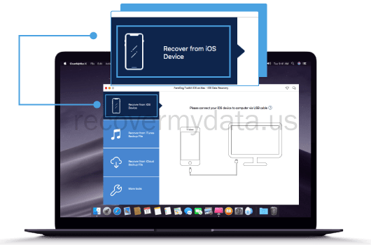 Ios data recovery Mac