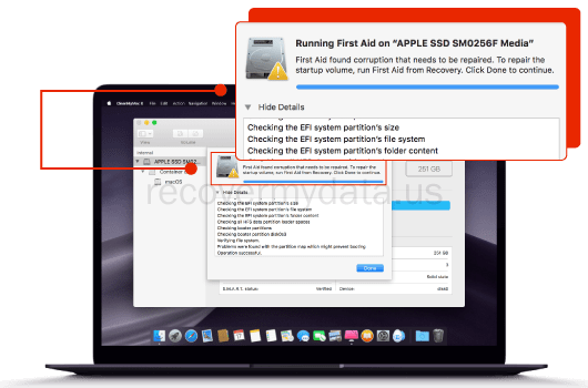 Mac Hard Drive Failure Recovery
