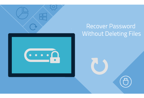 Recover Password Without Deleting Files