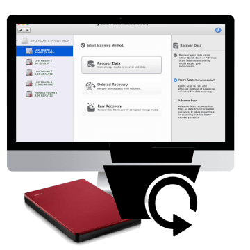 How to Recover Data from Seagate External Hard Disk