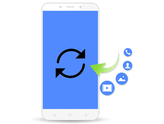 Smartphone And Portable Drive Storage Recovery