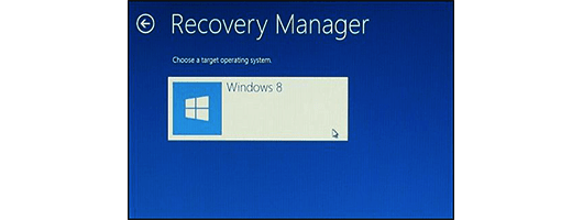 Windows 8 Recovery Without Losing Data